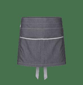88314-CONCEPT Kurzschürze-denim black