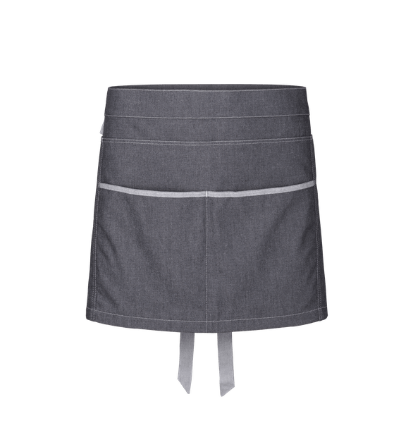 88314-DENIM CRAFT Kurzschürze-denim black