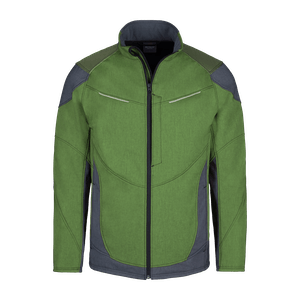 190630-HERO FLEX Softshelljacke-neo green/grey