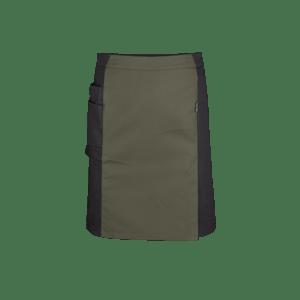 891650-FOCUS Serviceschürze-schilfgrün
