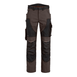 22557-MYCORE FORCE Bundhose mit Kniepolstertaschen-terra/black