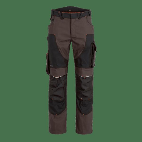 22557-MYCORE FORCE Bundhose mit Kniepolstertaschen-terra/black