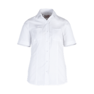 481160-BUSINESS&CASUAL Bluse 1/2, Damen-weiß