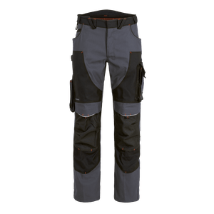 22558-MYCORE FORCE Bundhose m. Kniepolstertaschen-stone/black