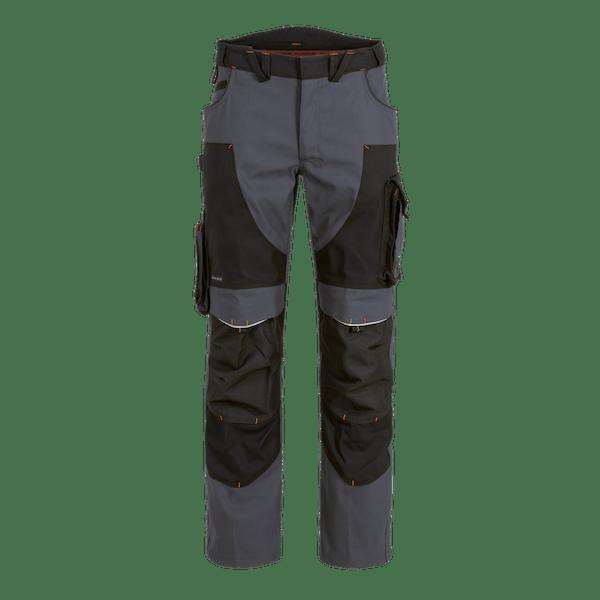 22558-MYCORE FORCE Bundhose mit Kniepolstertaschen-stone/black