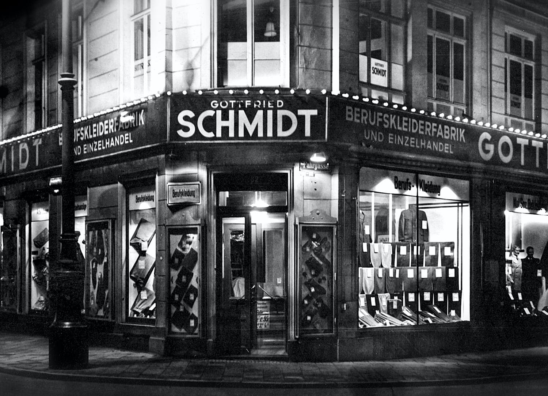 Gottfried Schmidt - Frankfurt am Main