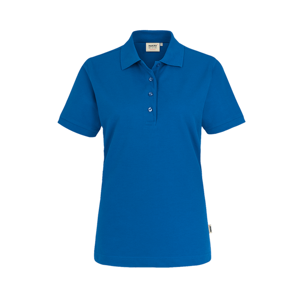440047-CORE Polo Premium 1/2, Damen-royalblau
