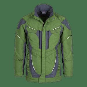 190430-HERO FLEX Bundjacke-neo green/grey