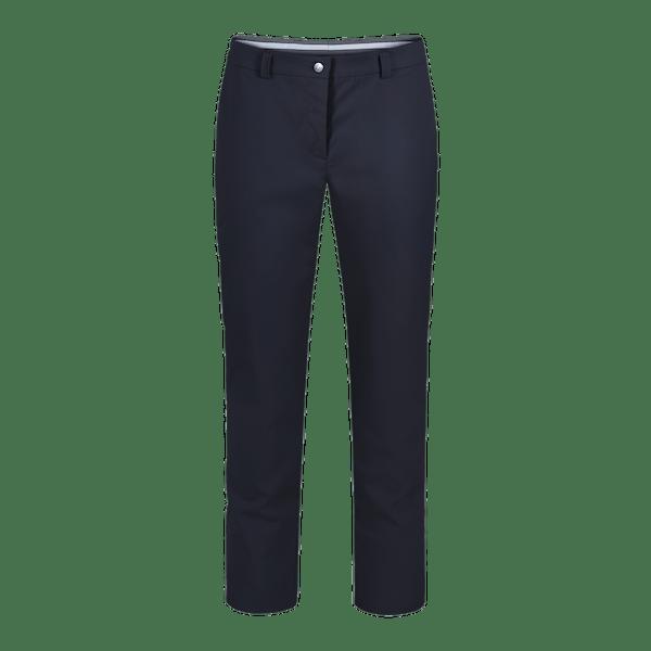 21901-BUSINESS&CASUAL Chino, Damen-blueblack