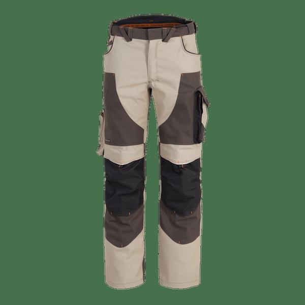 22560-MYCORE FORCE Bundhose mit Kniepolstertaschen-desert/brown