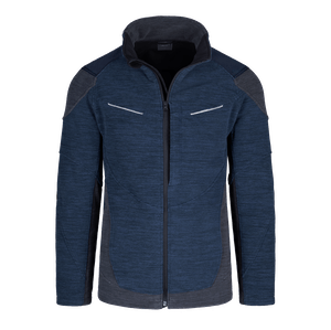 190720-HERO FLEX Fleecejacke-navy/grey