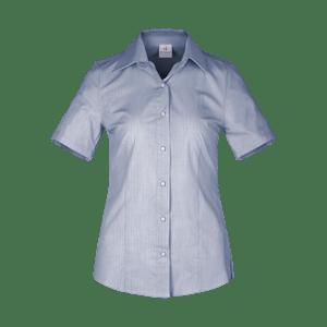 480263-CONCEPT Bluse 1/2-marine/weiß gestreift