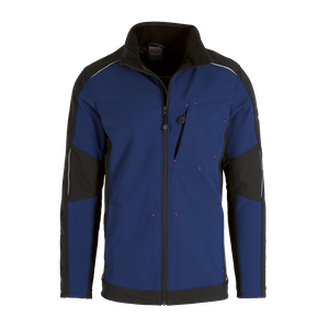 19366-MYCORE FORCE Softshelljacke-atlantic/black
