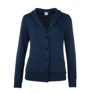 490150-BUSINESS&CASUAL Cardigan, Damen-navy