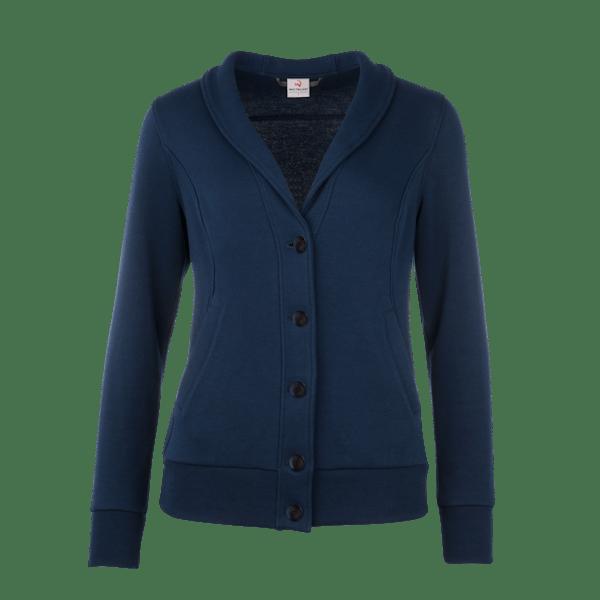 490150-BUSINESS&CASUAL Cardigan, Damen-navy