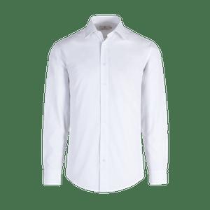 922620-BUSINESS&CASUAL Hemd 1/1, Herren-weiß