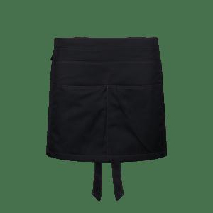 871353-FOCUS Kurzschürze-schwarz
