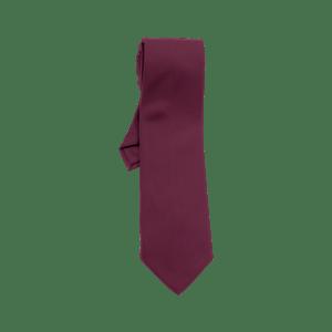90658-CONCEPT Krawatte-bordeaux