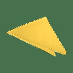 90219-CONCEPT Halstuch-bananengelb