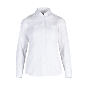 481130-BUSINESS&CASUAL Bluse 1/1-weiß