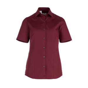 481650-BUSINESS&CASUAL Bluse 1/2-bordeaux