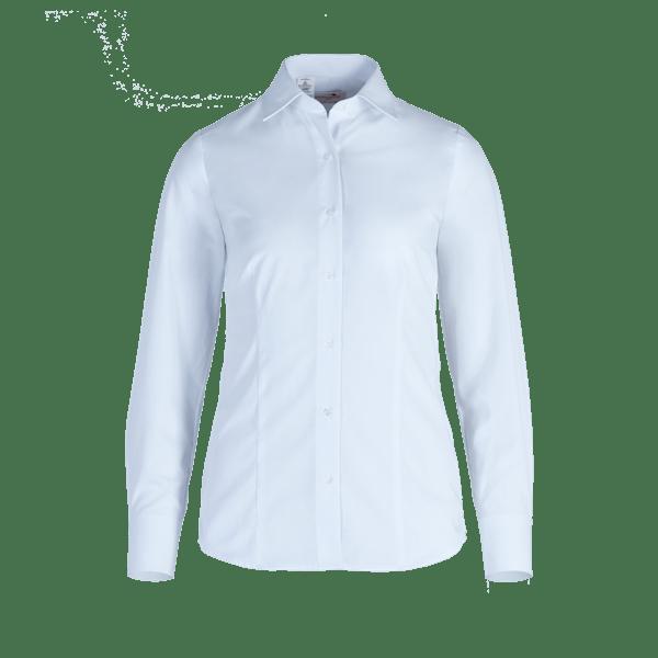 482880-BUSINESS&CASUAL Bluse 1/1-hellblau