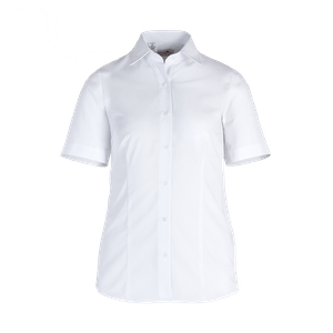 482280-BUSINESS&CASUAL Bluse 1/2-weiß