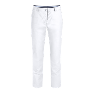 21904-BUSINESS&CASUAL Chino, Damen-white