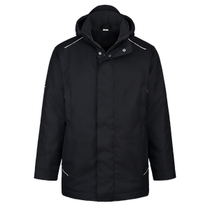 190100-CORE Winterjacke-black