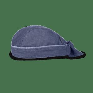 740991-DENIM CRAFT Bandana-denim blue