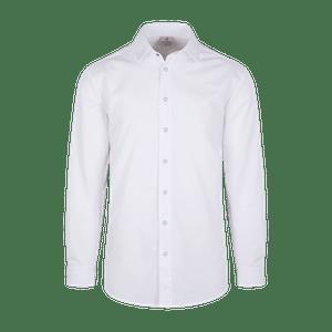 910165-CONCEPT Hemd 1/1-weiß