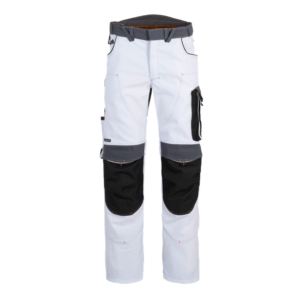22559-MYCORE FORCE Bundhose m. Kniepolstertaschen-white/stone