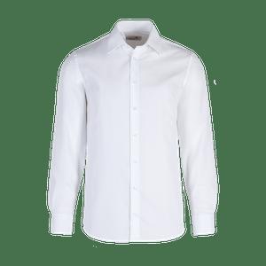 91901-BUSINESS&CASUAL Hemd 1/1-weiß