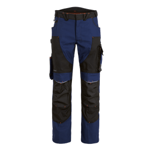 22556-MYCORE FORCE Bundhose m. Kniepolstertaschen-atlantic/black