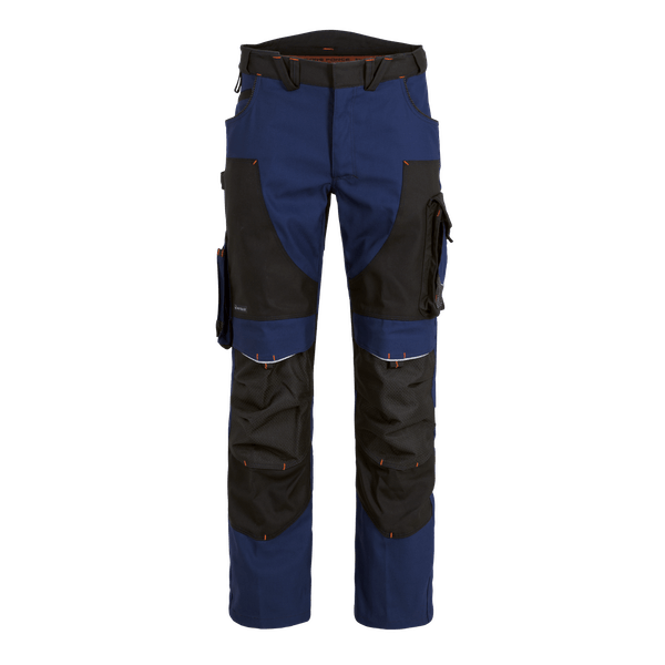 22556-MYCORE FORCE Bundhose mit Kniepolstertaschen-atlantic/black
