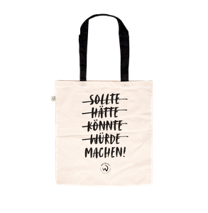 5002-Jutetasche Motivation-beige