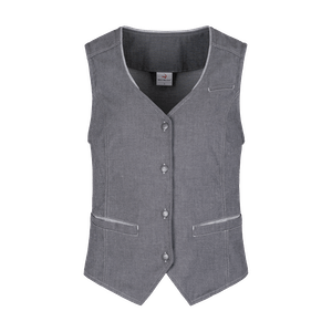 140890-DENIM CRAFT Weste, Damen-denim black