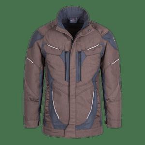 190450-HERO FLEX Bundjacke-neo brown/neo grey