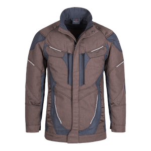 190450-HERO FLEX Bundjacke-brown/grey