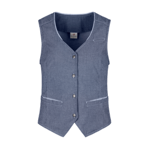 140891-DENIM CRAFT Weste, Damen-denim blue