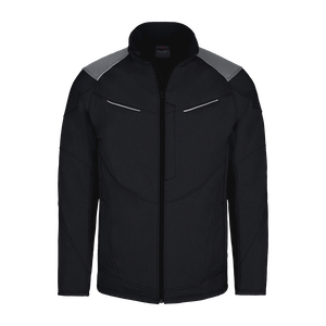 190610-HERO FLEX Softshelljacke-black/black