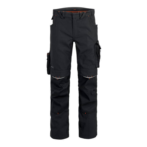 22544-MYCORE FORCE AIR Bundhose-black/black