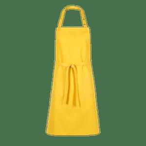 89585-CONCEPT Latzschürze-bananengelb