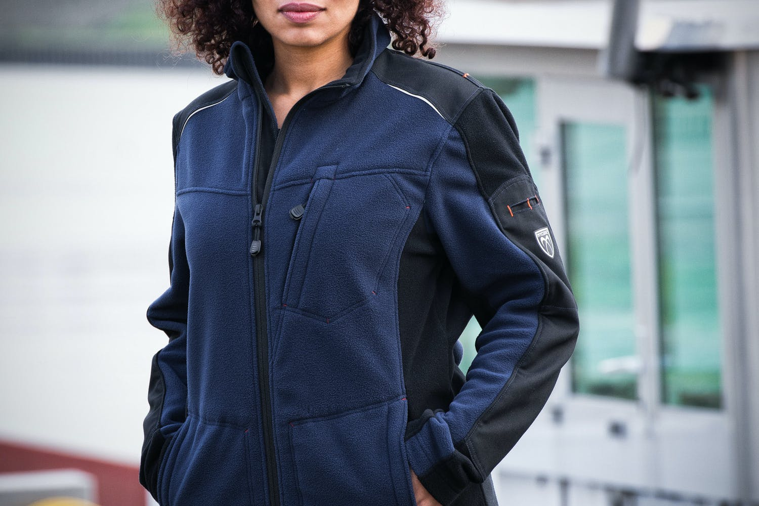 MYCORE FORCE Fleecejacke