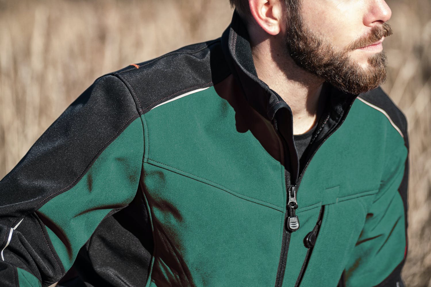 MYCORE FORCE Softshelljacke