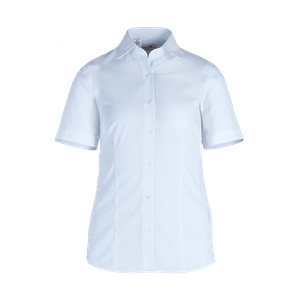 481680-BUSINESS&CASUAL Bluse 1/2-hellblau