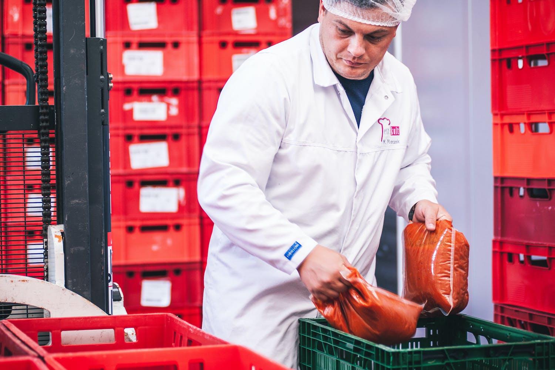 Lebensmittelproduktion / HACCP