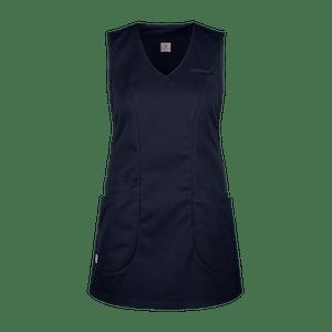 87103-CONCEPT Überwurfschürze, Damen-nachtblau