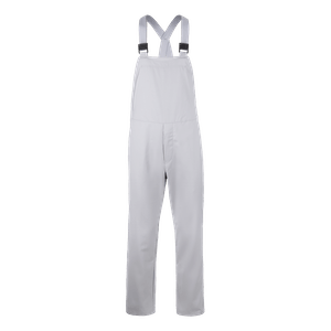 23601-EUROCLEAN BASIC Latzhose-pale grey