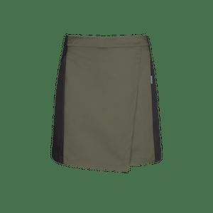 871550-FOCUS Rockschürze, Damen-schilfgrün